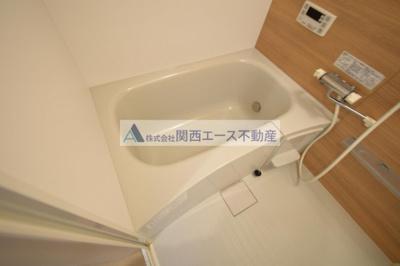 【浴室】K's Residence瓢箪山