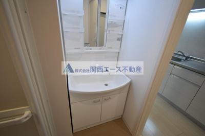 【洗面所】K's Residence瓢箪山