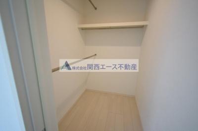 【収納】K's Residence瓢箪山