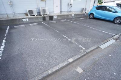 【駐車場】パレスK&K