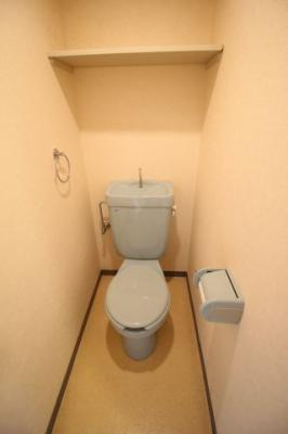 【トイレ】オーシャン・ゾーン