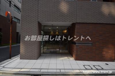【エントランス】クラッシィハウス神田