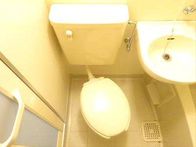 【トイレ】サンハイムワイダ