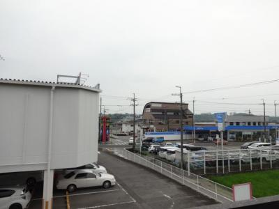 【展望】笠本アパート