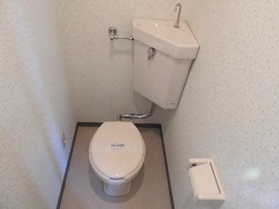 【トイレ】第2テーオーレジデンス