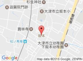 【地図】レイクりきⅠ