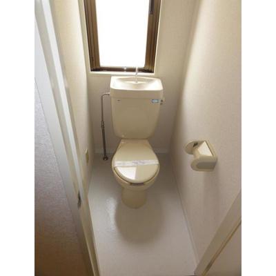南町シティマンションのトイレ