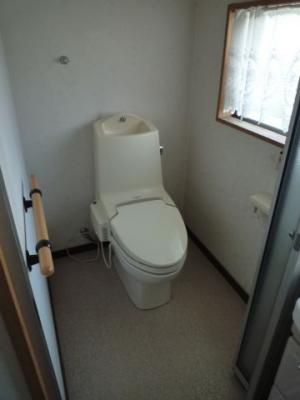 【トイレ】彦崎 貸戸建
