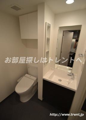 【独立洗面台】アクサス新宿(AXAS新宿)