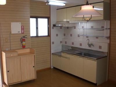 【キッチン】メゾン中山
