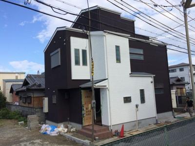 【外観】沢良宜西2丁目新築一戸建