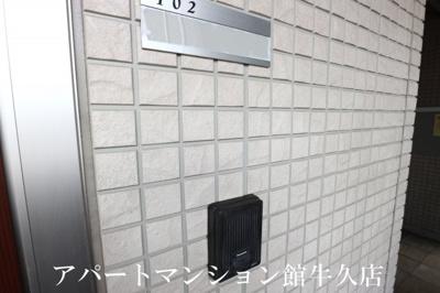 【玄関】ラ・ぺジブルA