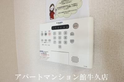 【セキュリティ】ラ・ぺジブルA