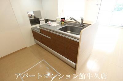 【キッチン】ラ・ぺジブルA