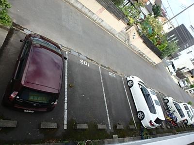 【駐車場】シャトミーA