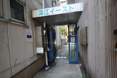 【エントランス】深江イースト