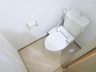 【トイレ】ガーデンハウス未来館