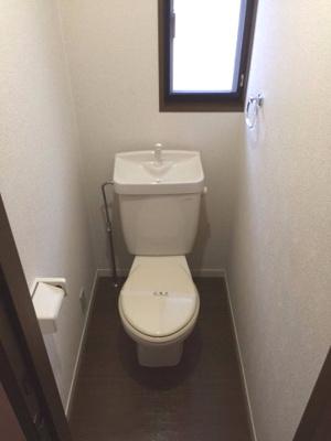 【トイレ】カーサフェリーチェ