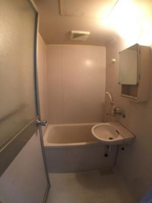 【浴室】プラザ藤の木