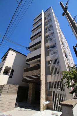 【外観】ワコーレヴィータ鷹取駅前