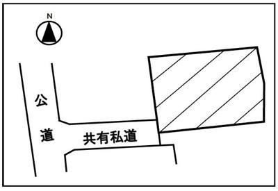 【区画図】岡谷市長地柴宮1丁目2