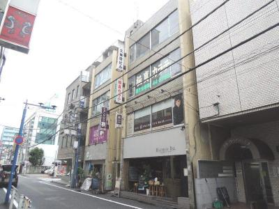 【外観】久保田ビル