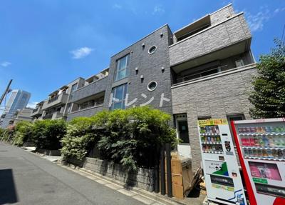 【外観】グランシャリオ弐番館