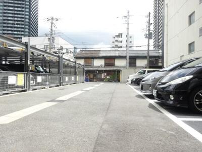 【駐車場】ラフィーナ野田阪神