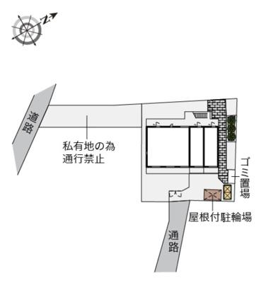 【地図】グランドAファースト