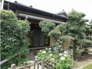 3LDK、平屋。宮大工のお家です (^O^)