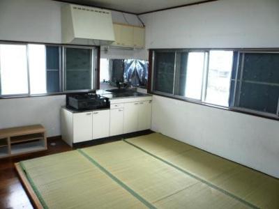 【キッチン】菊井中野コーポ