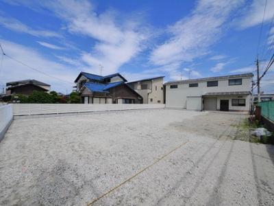 【駐車場】神殿町事務所倉庫