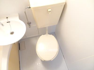 【トイレ】クエットコーポ
