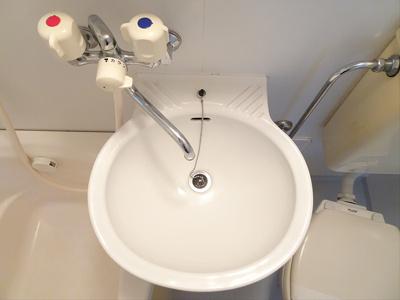 【洗面所】クエットコーポ