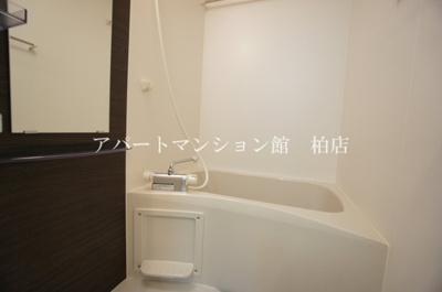 【浴室】リブリ・柏泉町