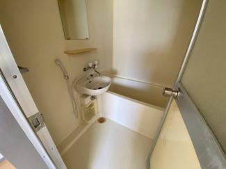 【浴室】ブーゲンビリア