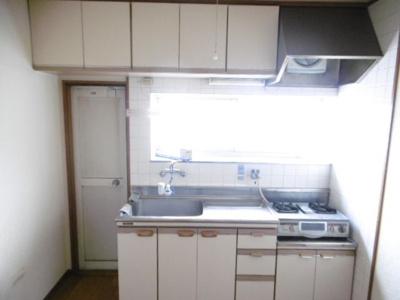 【キッチン】住道矢田5丁目貸家