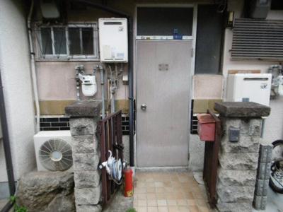 【外観】住道矢田5丁目貸家