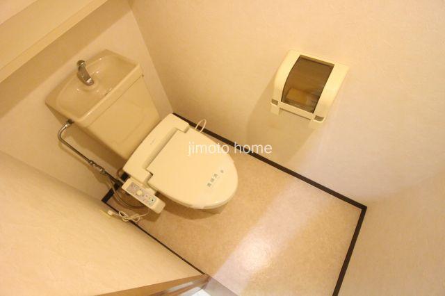 【トイレ】パティオ・イトー