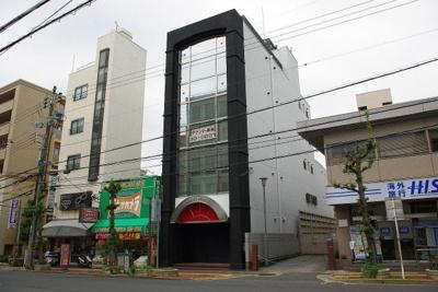 【外観】REBANGA 近鉄奈良駅高天町ビル