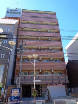 【外観】ルミエール駒川
