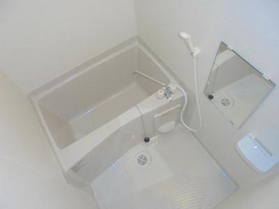 【浴室】ルミエール駒川