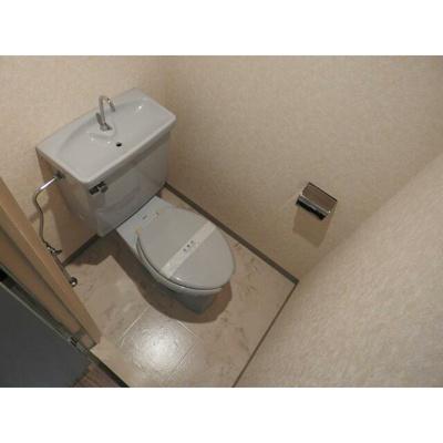 サンパークビルのトイレ