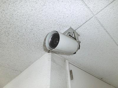 プロスペクトKALON三ノ輪の防犯カメラセキュリティです