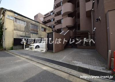 【その他共用部分】コスモ小石川ロイヤルフォルム