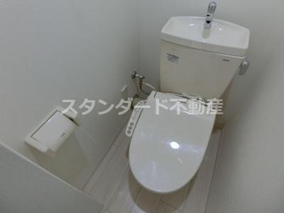 【トイレ】Luce Shinfukushima(ルーチェ新福島)