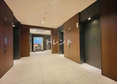 【その他共用部分】ザパークハウス新宿タワー