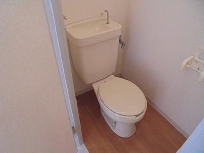 【トイレ】パサージュ北青木
