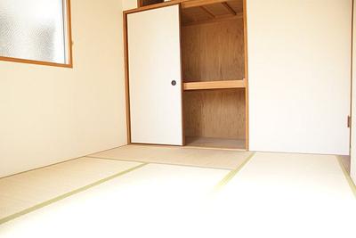 【和室】パサージュ北青木
