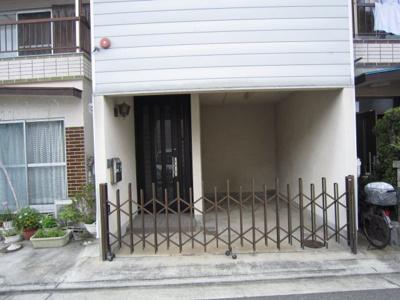 【駐車場】深井北町貸家(深井西小区)